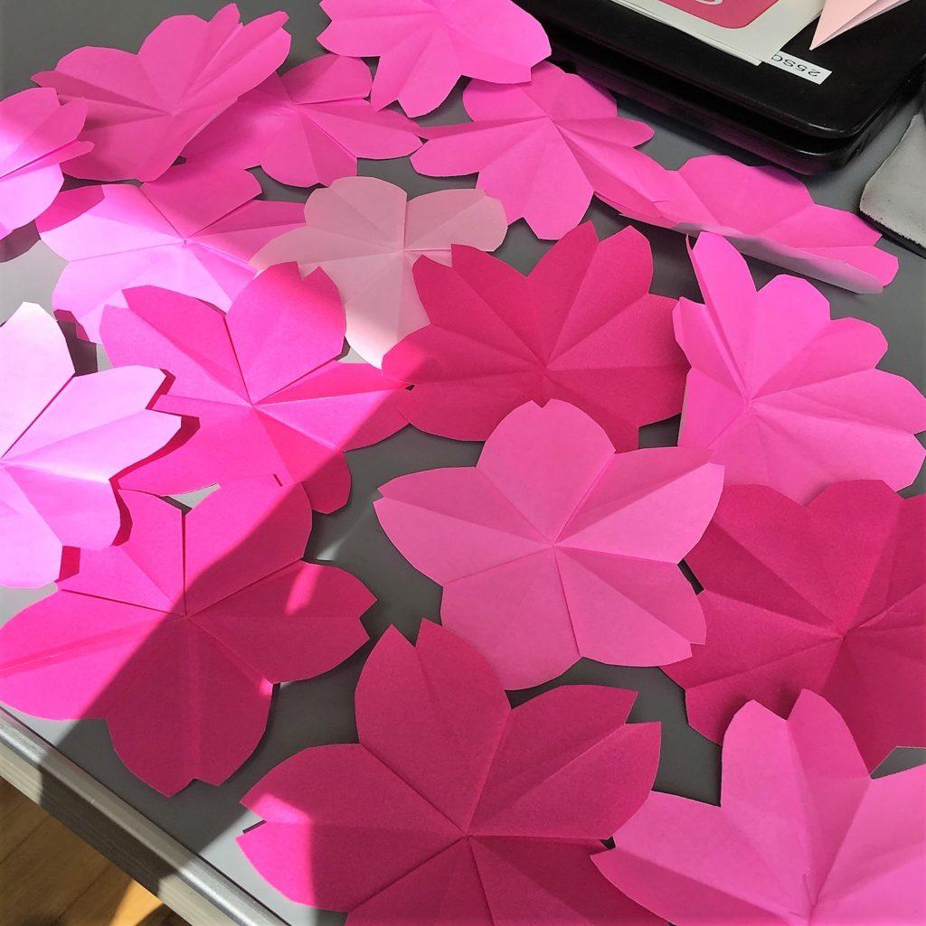 卒業・入学を彩る『桜』の作り方&飾り方(3月・4月)