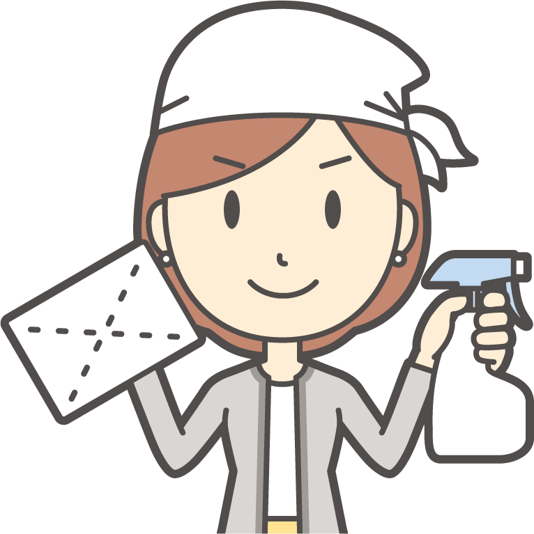 【ニュース】インフルエンザの学級閉鎖ゼロに向けて「除菌係」の取り組み